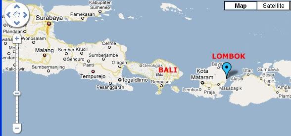apaajanews pulau lombok lari ke lombok indonesia