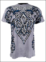 Affliction Georges St. Pierre Warshield Tee