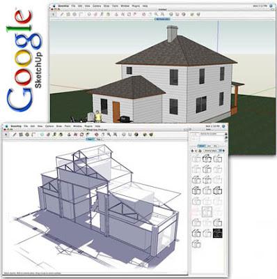 Herramientas b sicas de google sketchup pro 7 lvaro bernal for Architecte 3d tutorial