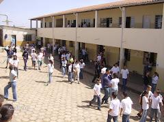 Interior da Escola