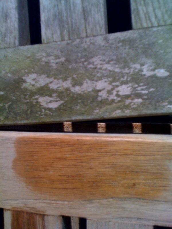wrafterbuilt refinishing teak furniture