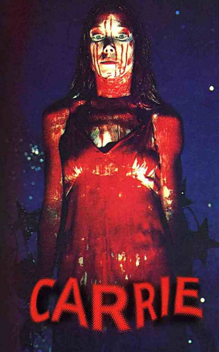 MOVIE POSTERS: CARRIE (1976)
