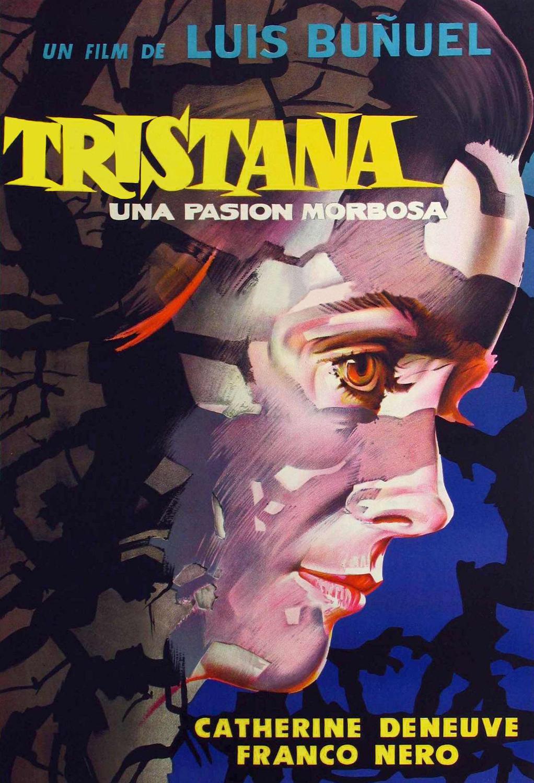 movie posters  tristana  1970