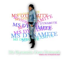 Ms Dynamite Gyal