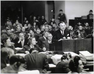 Robert Jackson at Nuremberg