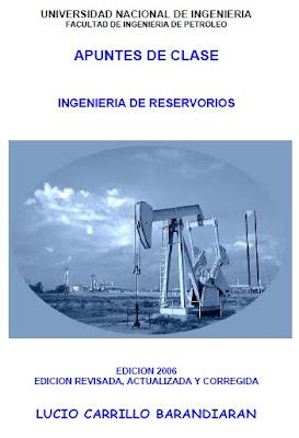 Ingeniería de Reservorios de Lucio Carrillo