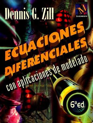 Ecuaciones Diferenciales con Aplicaciones de modelado por Dennis Zill