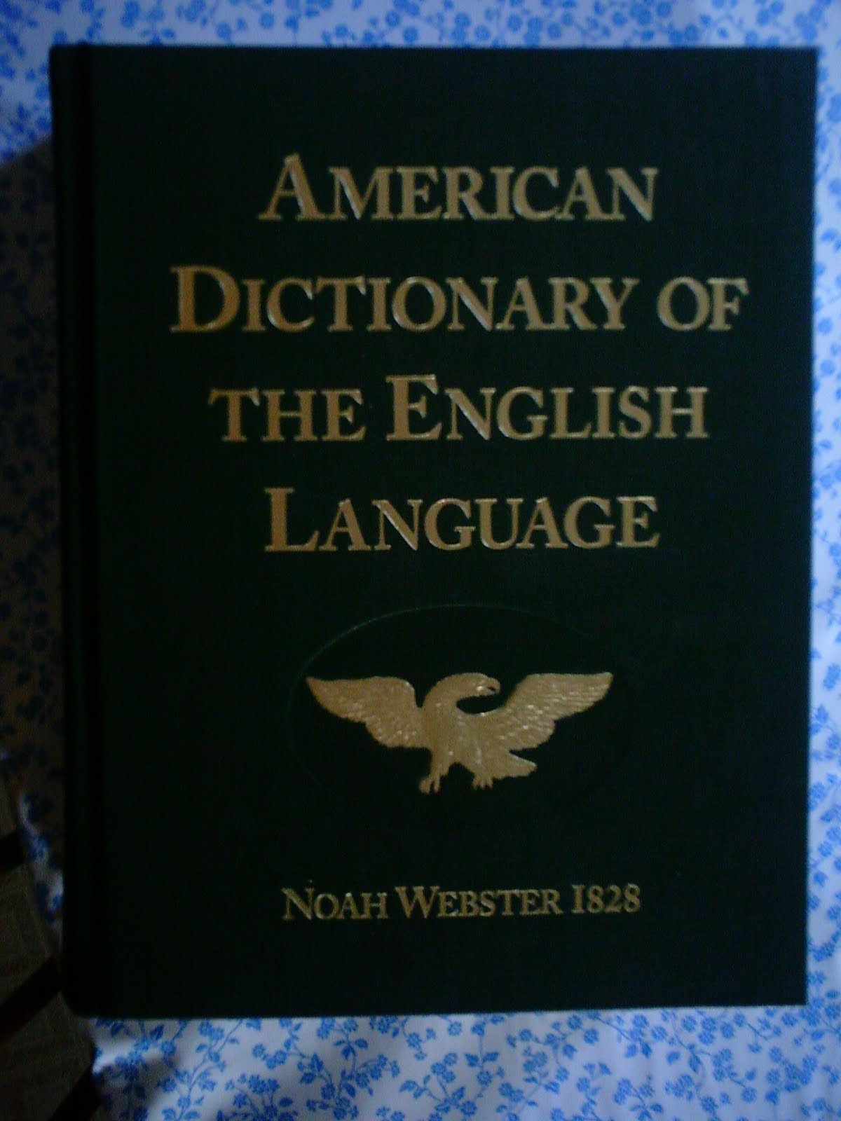 Webster s English Dictionary 1828 Volume 1 PDF