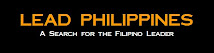 This site supports LEAD PHILIPPINES
