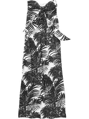lauren conrad maxi dress yoga artwork