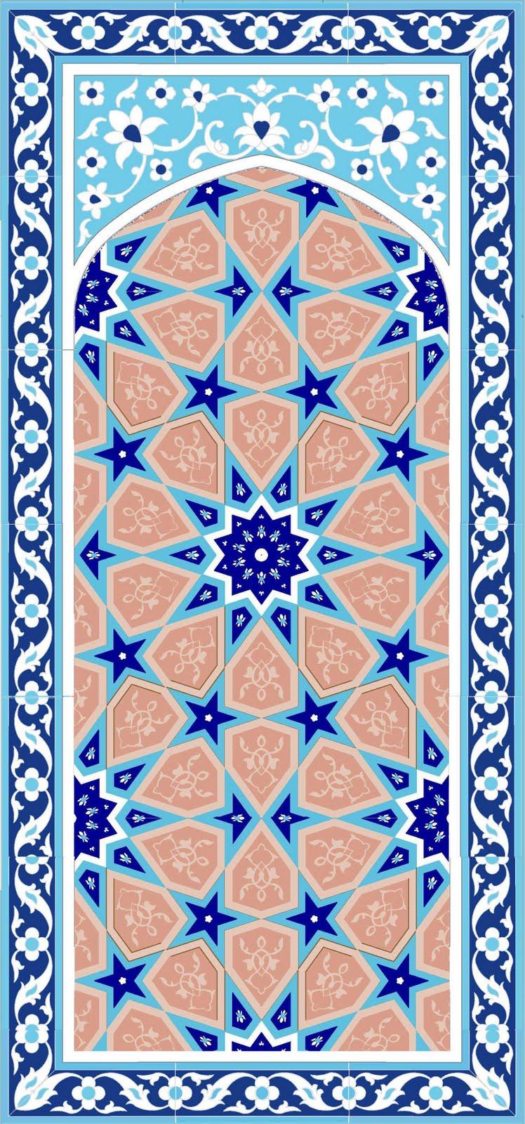 Kamil Khan Mumtaz Architects: Glazed-Tiles\' Designs