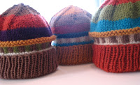 Folk art hats