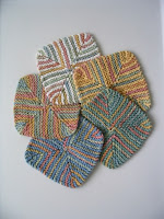 child's set of washcloths