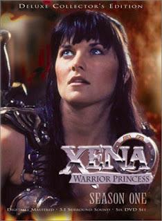 Assistir Xena a Princesa Guerreira Online Dublado e Legendado