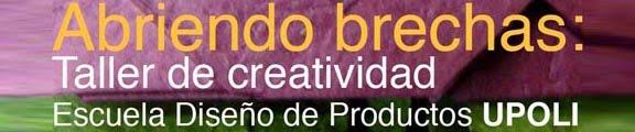 Abriendos brechas creativas