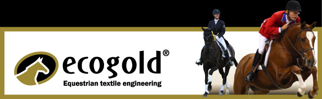 ECOGOLD - Equestrian Textile Engineering