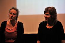 Jeanne, alias Liesel et Chérifa, alias Elodie