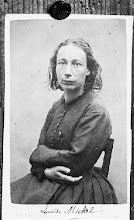 Louise Michel, la passionaria anarchiste...