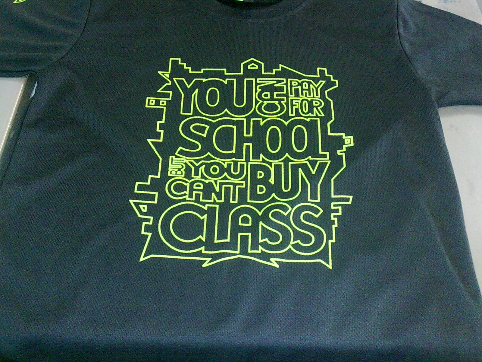T shirt design jquery - Design T Shirt For Class Today Our Class Get Our Class T Shirt The Design