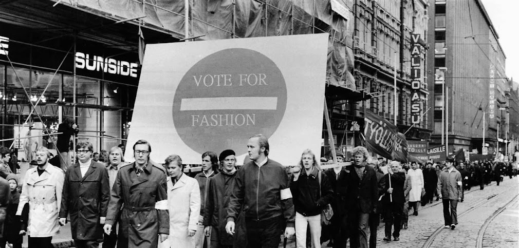 vote for fashion
