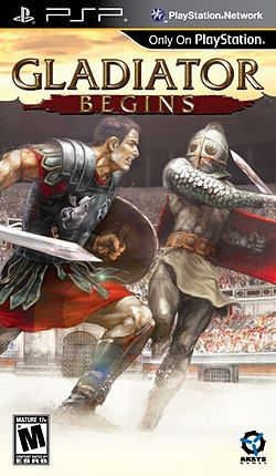 Download Gladiator Begins   PSP