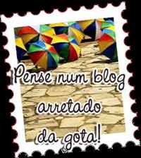 Selo Blog Arretado da Gota...