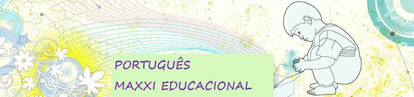 Portugues Maxxi Educacional
