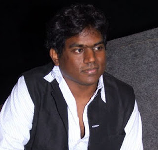 I have sung one of my favourites in NMA: Yuvan