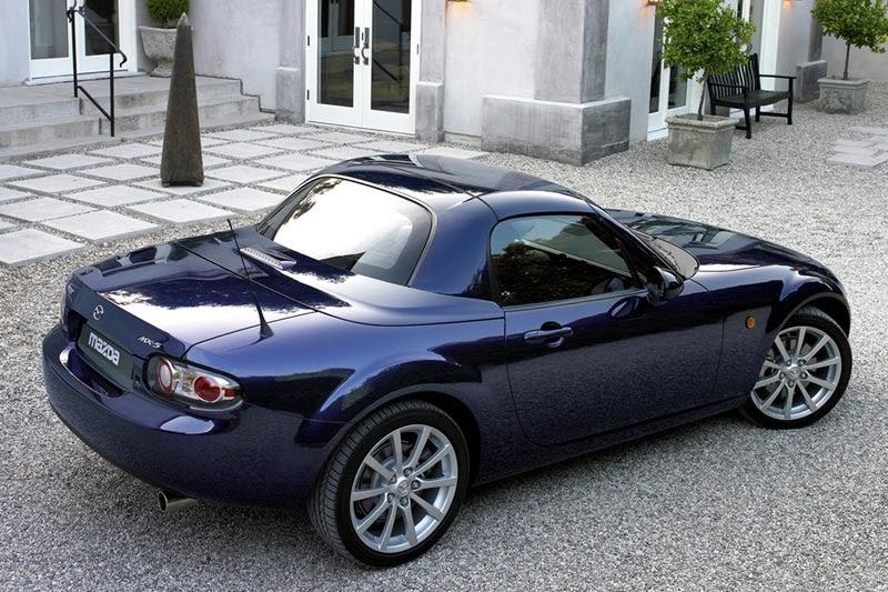 Mazda blog News: 2008 Mazda MX 5