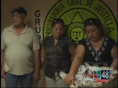 Cargos de tráfico de menores para residente de Harlingen, TX