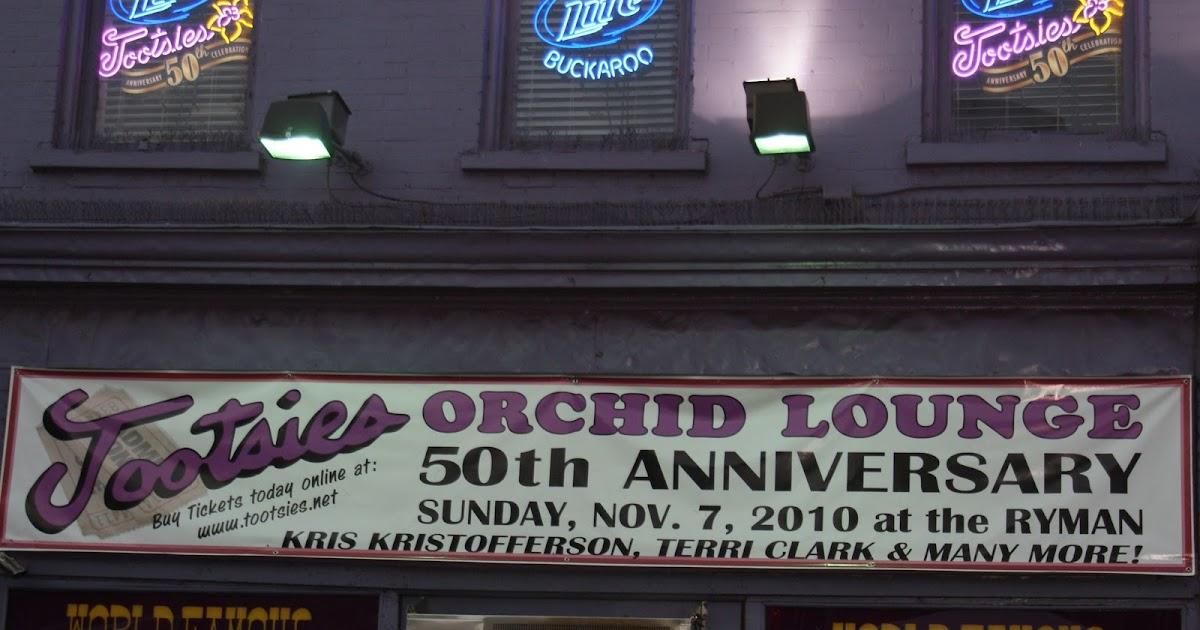tootsies 50th anniversary concert