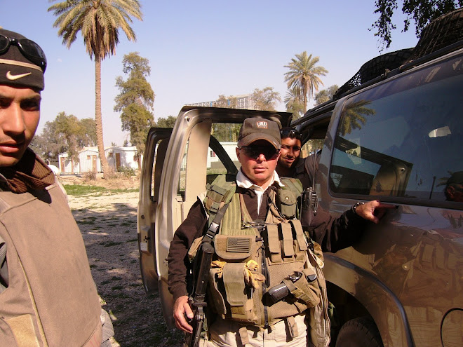 ESS Team 1, Black Cobra, Baghdad, 2005