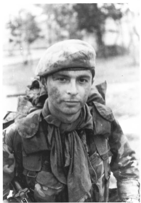 US Army Ranger, 4th Infantry Division, RVN 1970