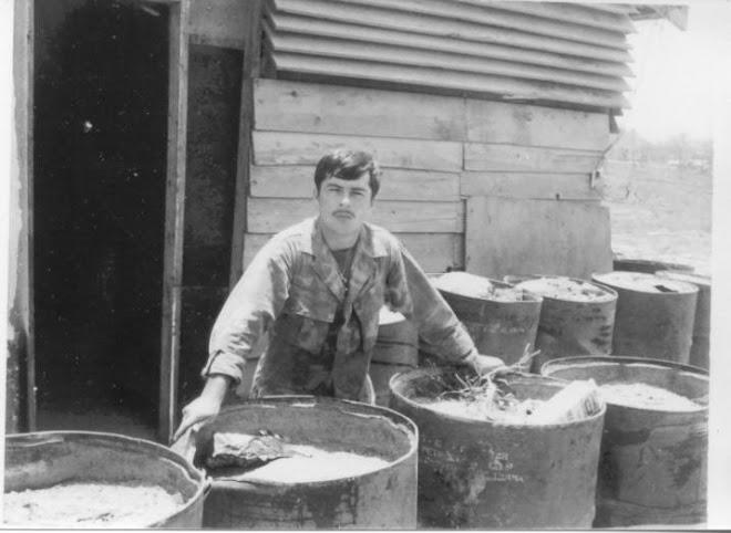 Artilleryman, US Army, 1970