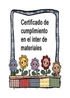 Certificado de cumplimieto inter de manualidades