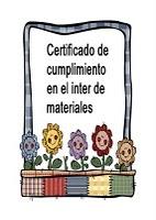 Certificado de cumplimieto inter de manualidades