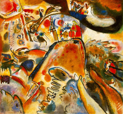 The Most Famous Paintings: Wassily Kandinsky Biography and ...