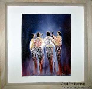 Clancy Brothers Inspired Art Exhibition 2010