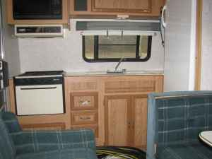 1992 Shasta Kitchen