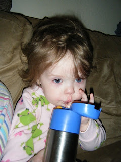 Sick Sasha with Foogo Bottle