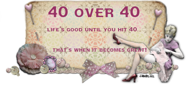 40 over 40