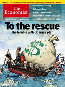 The Economist 14 feb 2009