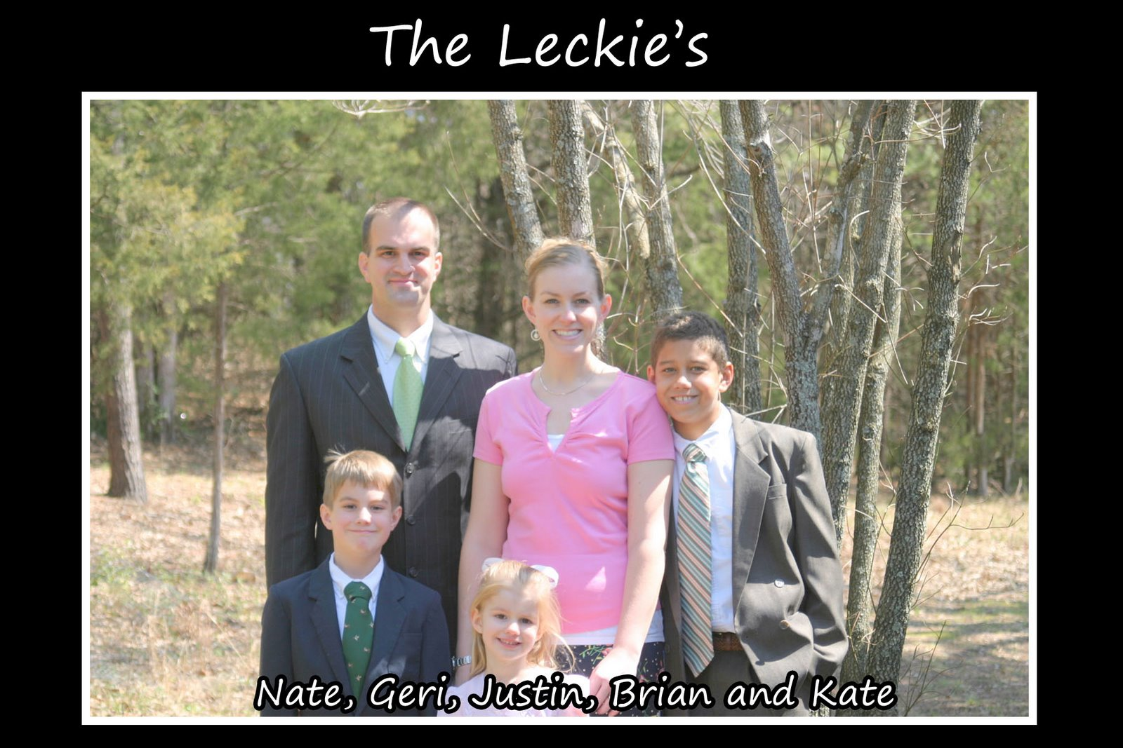 The Leckies