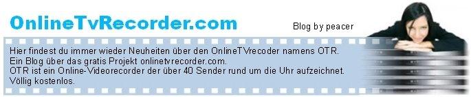 Online Tv Recoder