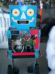 Friendly robot