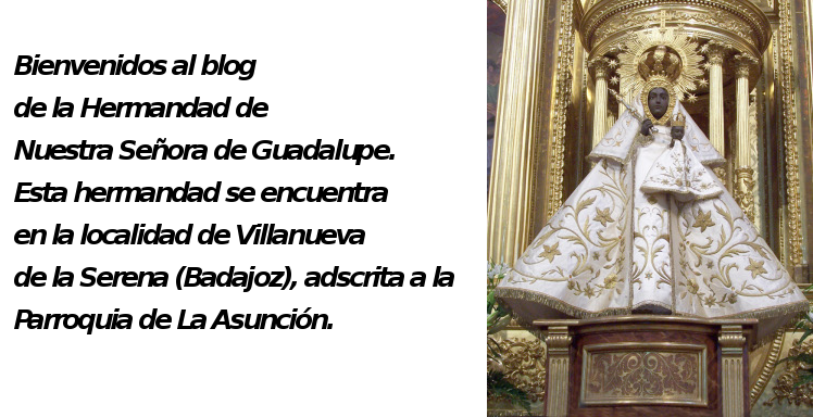 Virgen de Guadalupe (Vva Serena)