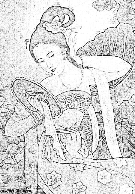 japonesas para pintura tecido