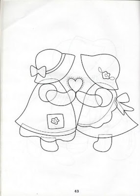 bonecas-sunbonnets-sue-para-colorir