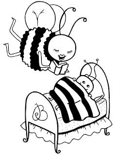 riscos abelhas abejas bees