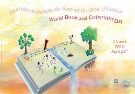 Día do libro e dos dereitos de autor - 23 de abril